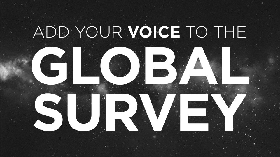 global survey slide 1